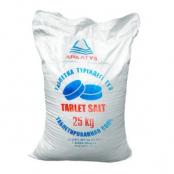Соль Аралтуз таблетированная 25кг